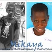Mikaya - 12 anos