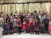 Second Grade Music Program