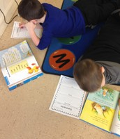 Reading and summarizing!