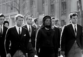 Jackie Kennedy (JFK's wife)
