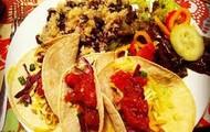 the taco slad