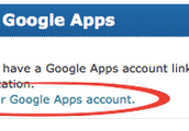 Step 2: Students Need to Link Google Apps