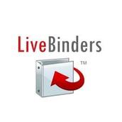 livebinder app for Google Chrome