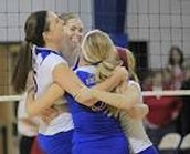 University of Kansas Women's Volleyball