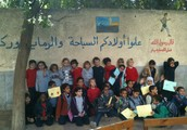 The Annual Community Service Project with the Degla Public School