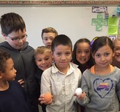 Capitol students discover we're a lot like eggs... the same on the inside.