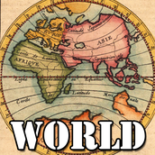 History: Maps of World