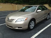 2007 Toyota Camry LE With Only 65K miles!!!