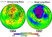 SCR Induced Ozone Change.