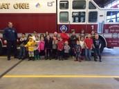 Fire Station Tour