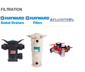 Hayward Filter is a combination electric pump