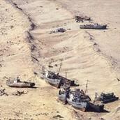 Woestijngebied