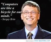 How are Bill Gates unique?