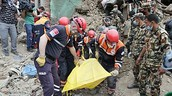 Challenges faced by the rescue team