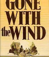 "Book,""Gone With The Wind"""