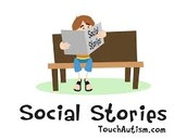 Students with Autism can also have an app to help them with social stories