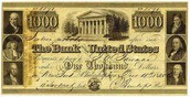 February 1816: Second Bank of the US