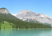 This picture is of the Emerald lakes