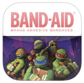 Teenage Mutant Ninja Turtles BAND-AID® Bandages