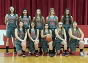 Girls' Basketball Comes to an End