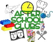 Register Now for School Clubs!