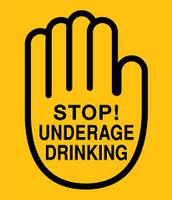 Stop Underage drinking
