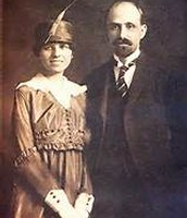 Juan Ramón Jiménez y Zenobia.