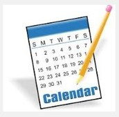 Calendar of Events September 19-23