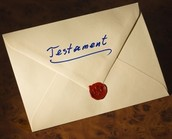 Wat zijn redenen voor een testament?