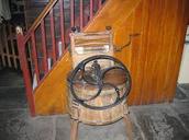 The Magic Washing Machine