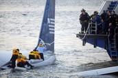 Ric's rescue(Husdon river)