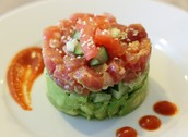 Spicy Tuna Tata