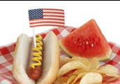 Traditional food the Fourth of July