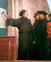 The Protestant Reformation; the English Reformation