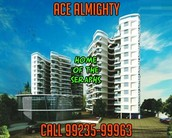 Ace Almighty Wakad Pune - Accepting habituated to the Real Estate of Pune
