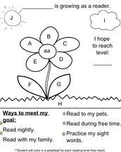 Growing Readers This Week and Last!