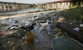 More Pollution in River and Trash on the Bay