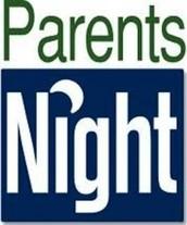 Parent Night/Report Card Pick-Up