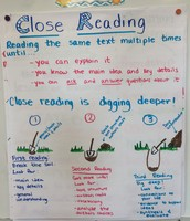 Close Reading - Essential to Standards Based Instruction