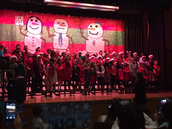 First Graders Sleigh Ride