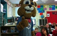 Spike wishes our STAAR testers good luck!