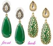 Liz Drop Earrings