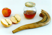 Shofar, Apples, and Honey