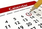 Madras Calendar
