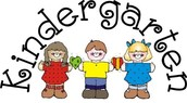 2016-2017 Kindergarten Registration . . .