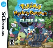 Used Pokemon Mystery Dungeon