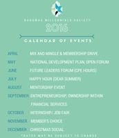 BMS' Updated Calendar of Events