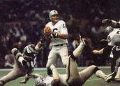 Super Bowl 15, The Philadelphia Eagles vs The Oakland Raiders