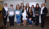 WCS Writing Contest 2016- Congratulations!
