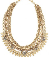 Gold Sutton Necklace